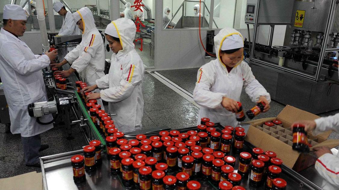 """美媒记者走访贵州小镇 """"蓝领繁荣""""推动中国经济反弹"""