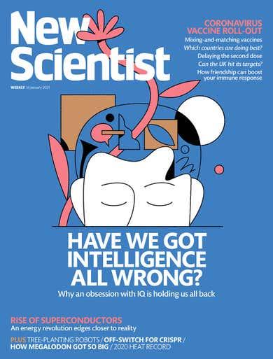 新科學家1月16日