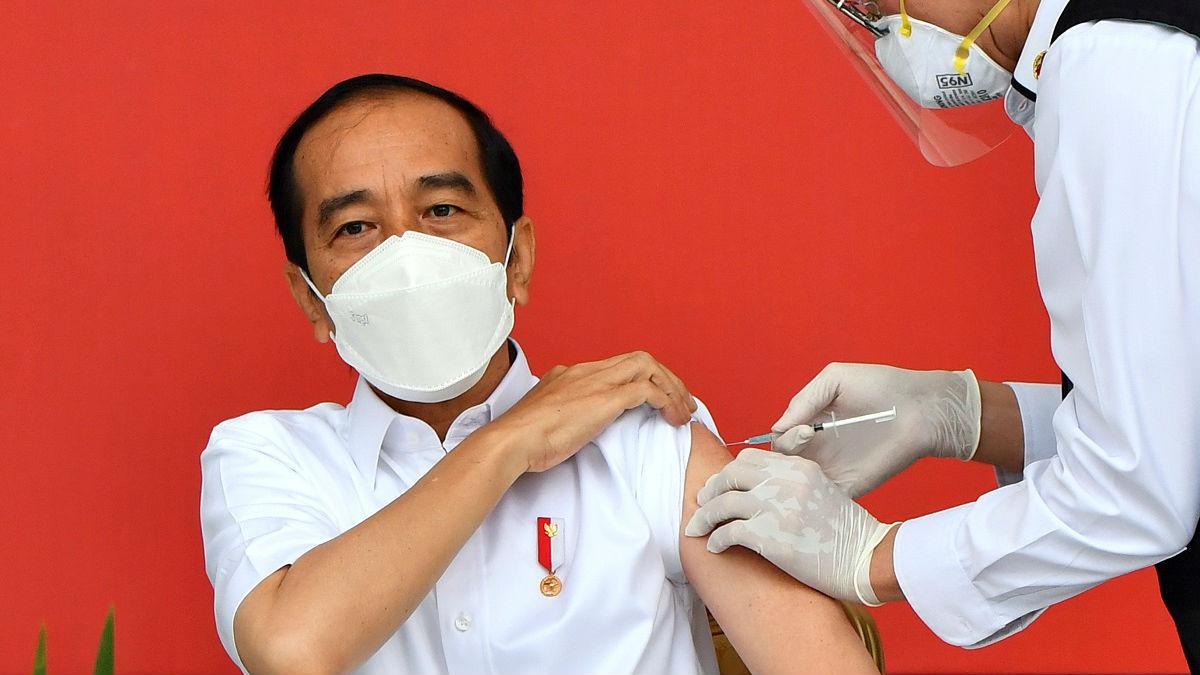 美媒:印尼和土耳其大規模推進國民接種中國疫苗計劃