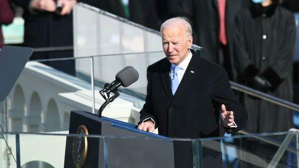 发生在美国总统就职典礼上的轶事