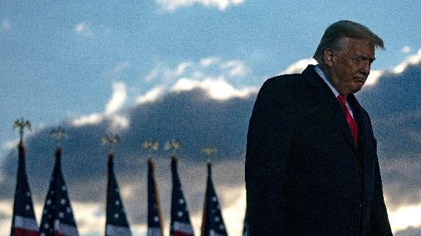 """美媒:美国史上""""最差总统"""",谁与特朗普争锋?"""