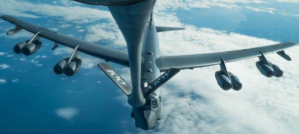 B-52H AAR