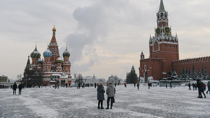 俄不满美煽动非法抗议活动:或将反制