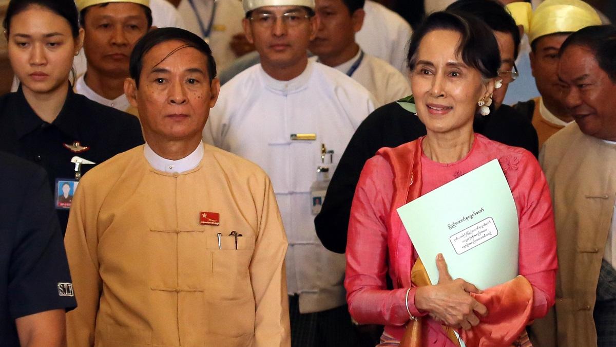 法媒:缅甸军方宣布国家进入为期一年的紧急状态