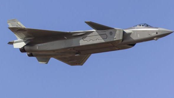 境外媒体:歼-20引领解放军跨越式发展