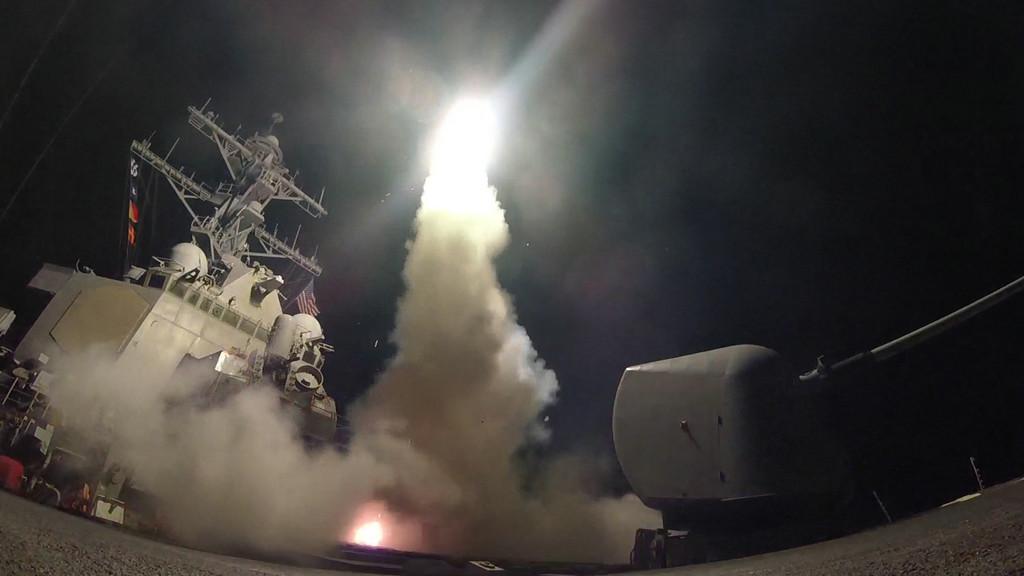 西媒:美国面临新军事革命严峻考验