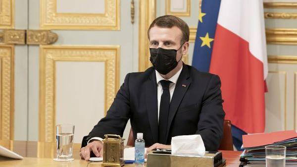 马克龙反对欧盟联美遏华 警告结果将适得其反