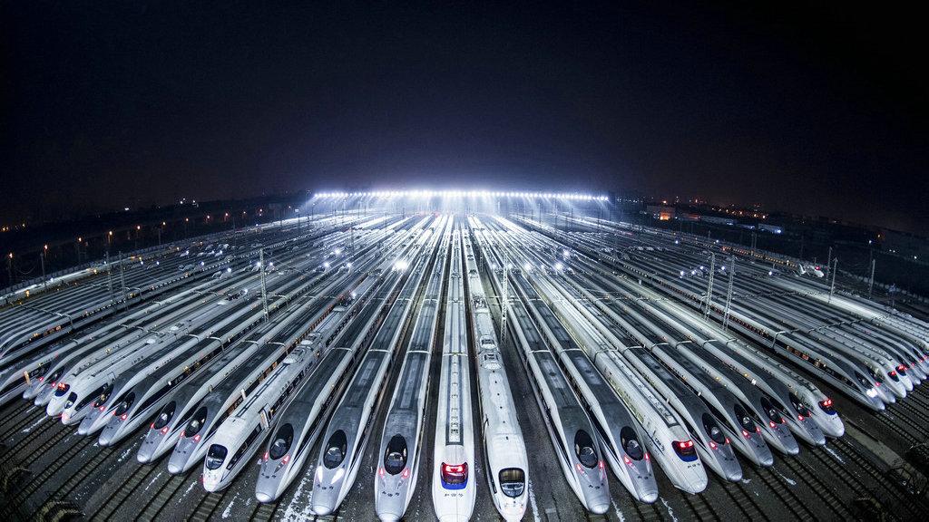 美媒:从灯泡到5G,中国争当国际技术标准主导者