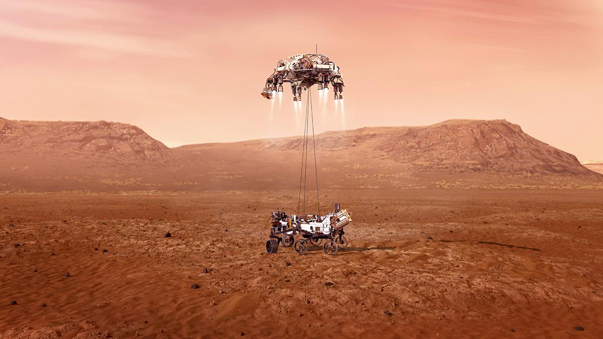 外媒:中美阿火星探测赛进入冲刺阶段