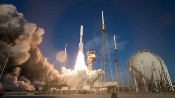 外媒分析:中美阿三国火星任务各有千秋