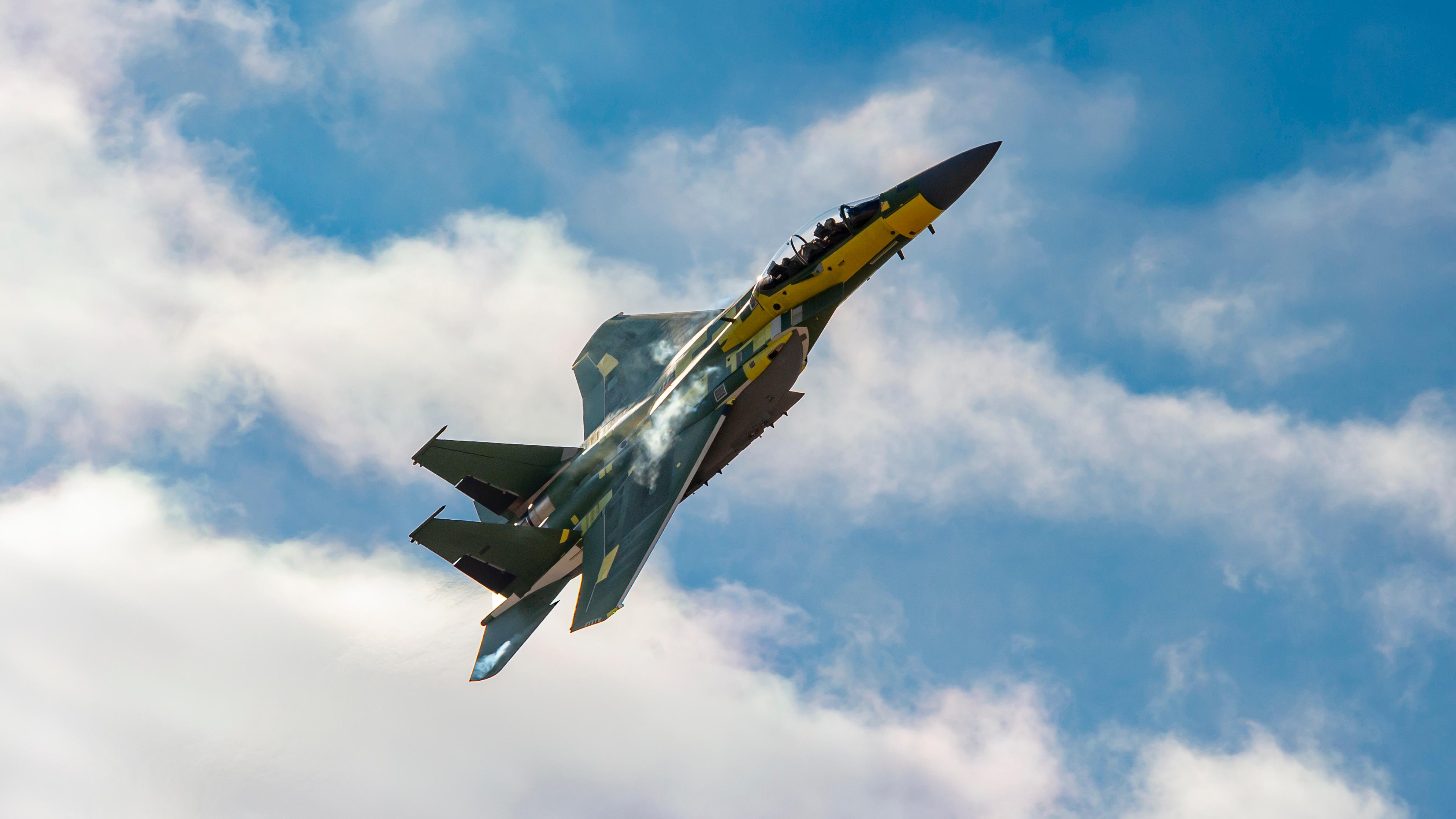 俄媒:F-15EX能否遏制美空军颓势?