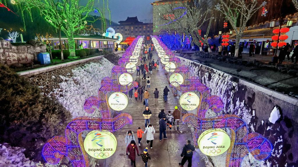 境外媒体:中国牛年新春展现旺盛消费力