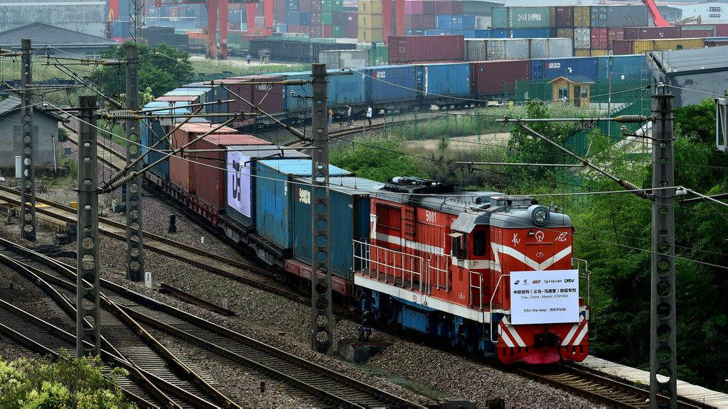 外媒:中国超美成欧盟最大贸易伙伴