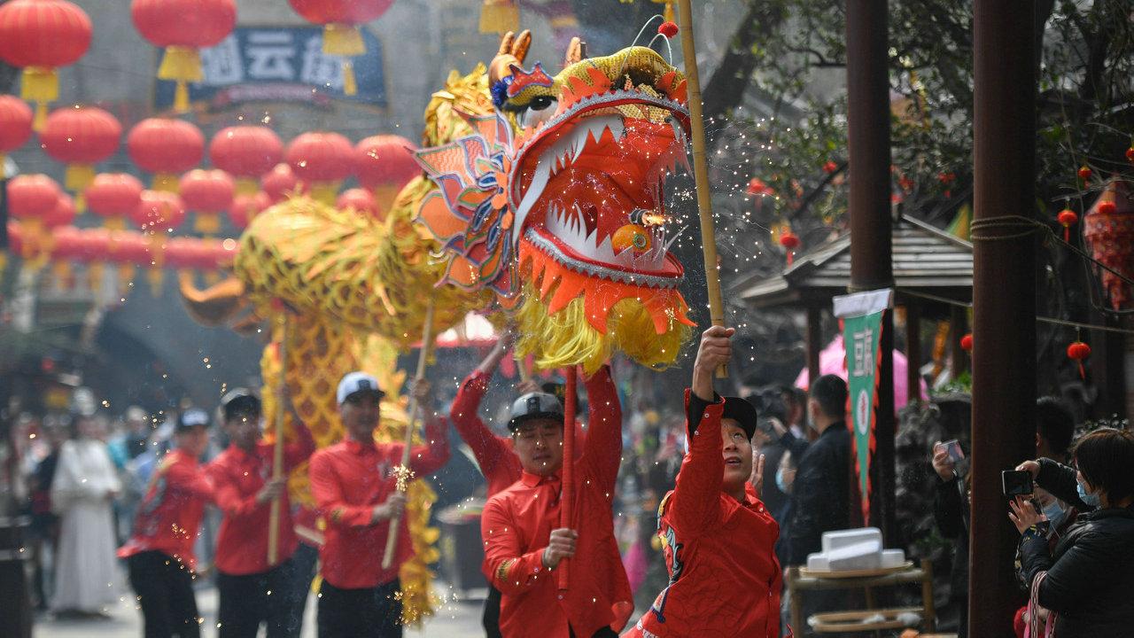 海外媒体聚焦牛年春节|俄媒:中国人以新姿态欢度牛年春节