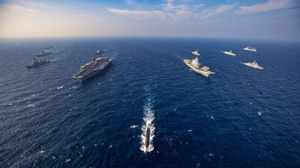 针对中国?美日印澳外长会协调印太政策