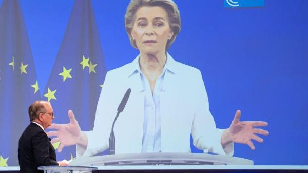 德媒:欧洲对华态度令美失望