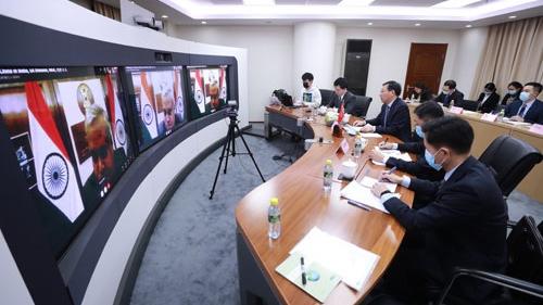 外媒:中印举行第十轮军长级会谈
