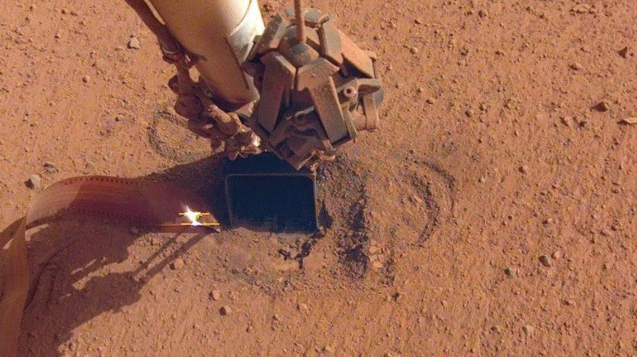 """美媒述评:火星为何成为""""太空竞赛2.0""""焦点"""