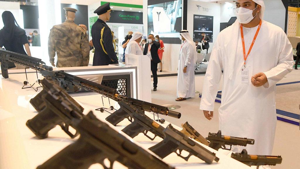 外媒:阿布扎比防务展中美表现迥异