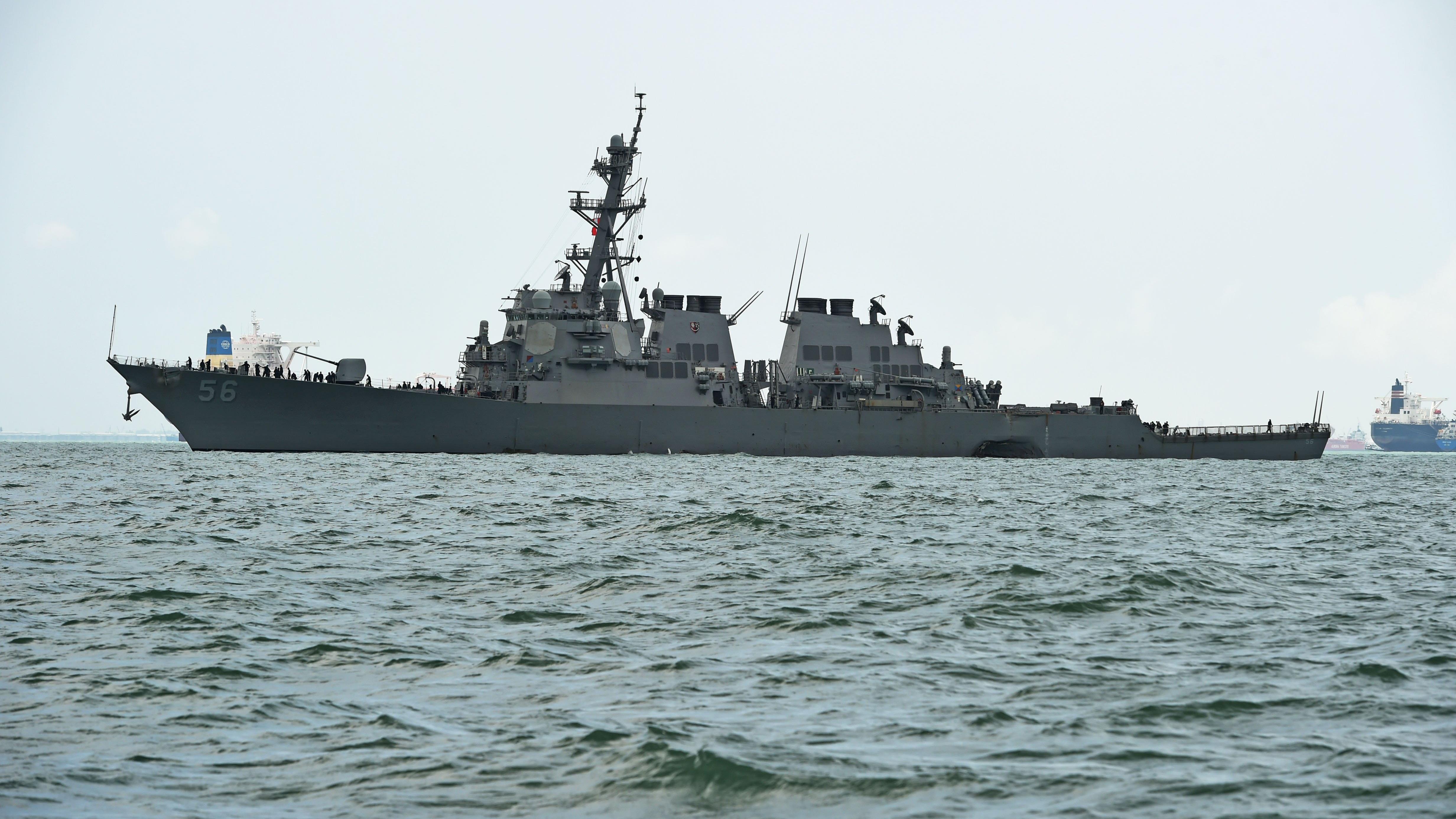 美学者:美强化南海巡航加剧对抗风险