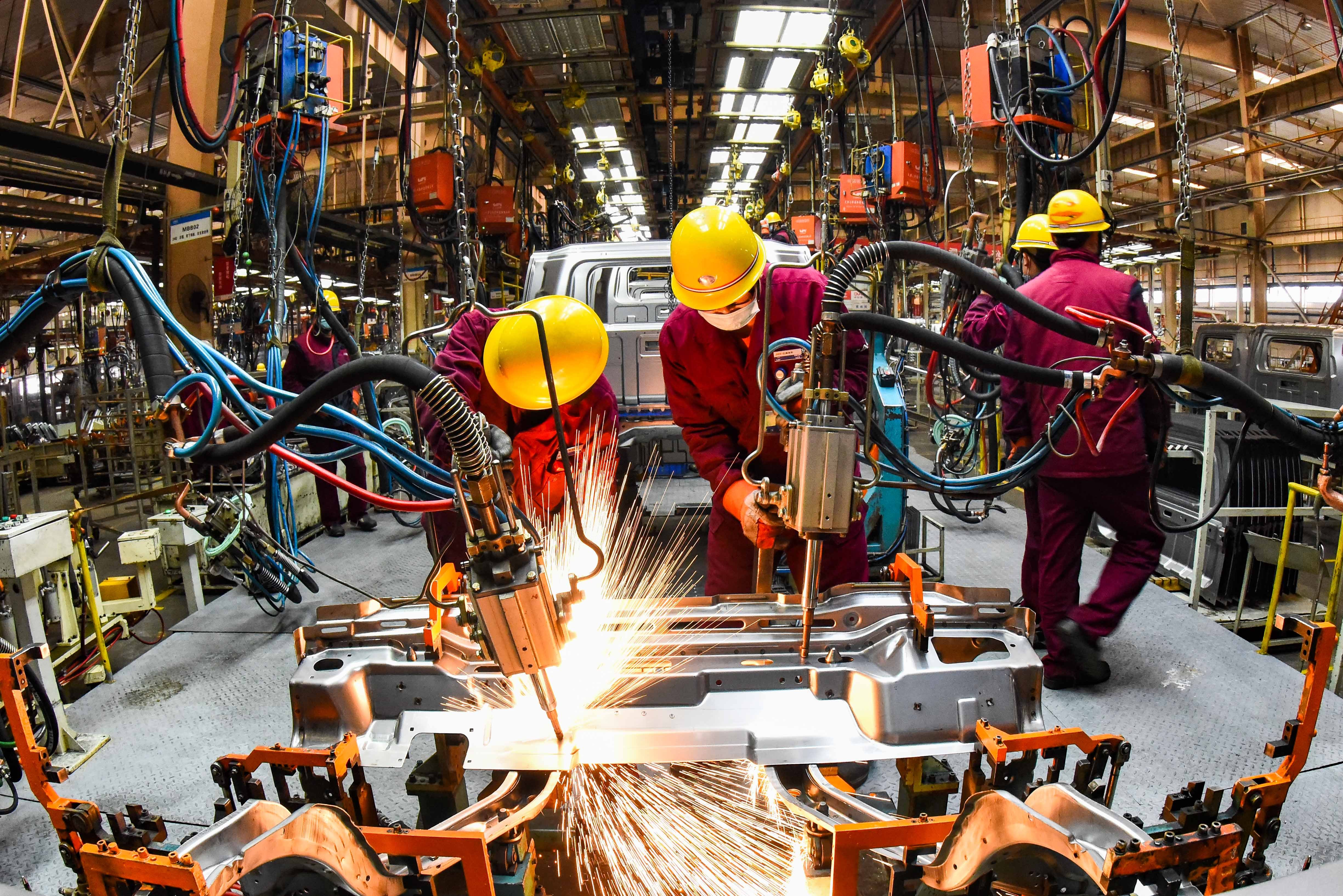 英媒:中国经济超越美国变得愈发现实