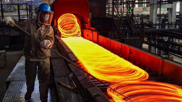 日媒:中国2020年钢材进口大增