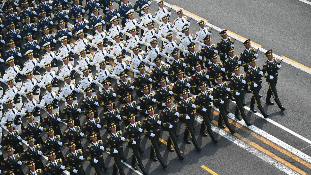 中国国防预算适度增长引外媒关注