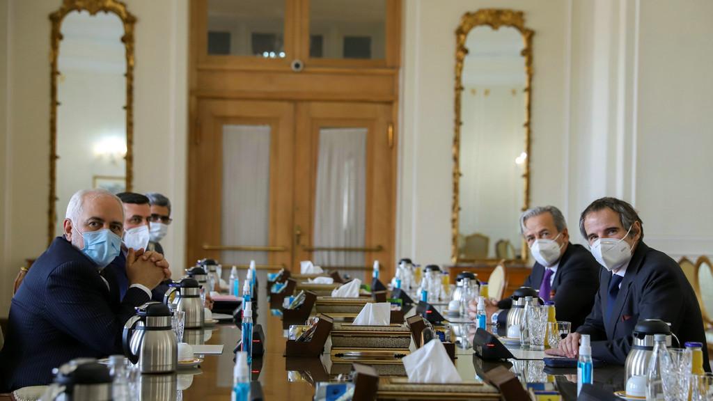 法媒:英法德放弃提交谴责伊朗议案