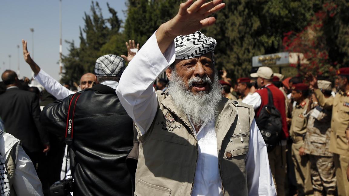 英媒:沙特拦截胡塞组织无人机