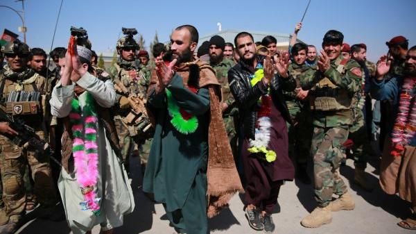 外媒:阿富汗各方反对美和谈提议