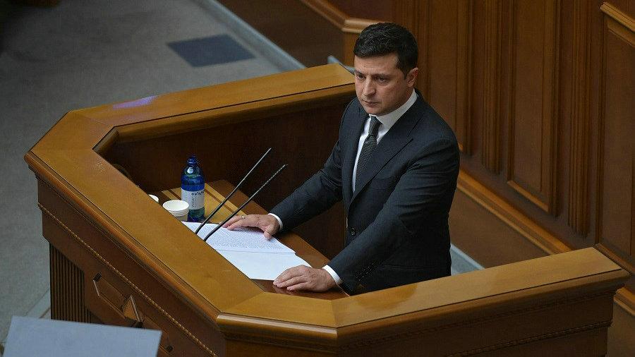 """俄媒:乌克兰表示准备""""收复""""顿巴斯"""