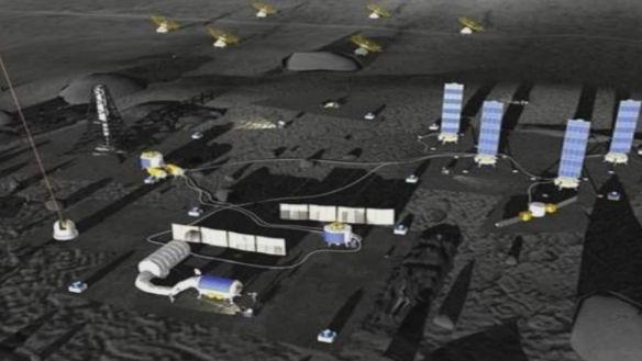 外媒:中俄将共建国际月球科研站