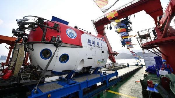 港媒:中國強國藍圖助科研全力開跑
