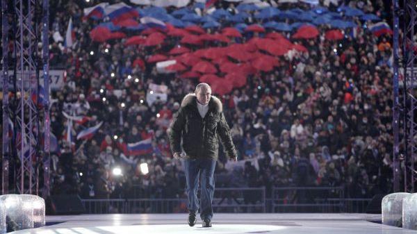 普京细数美国血腥历史 回击拜登指控
