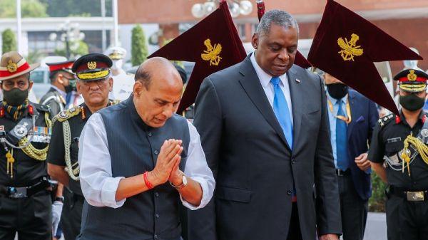 """境外媒体:印度力避发出""""构建反华联盟""""信号"""
