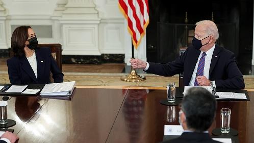 """连任总统期望能否实现?拜登:""""我尊重命运"""""""