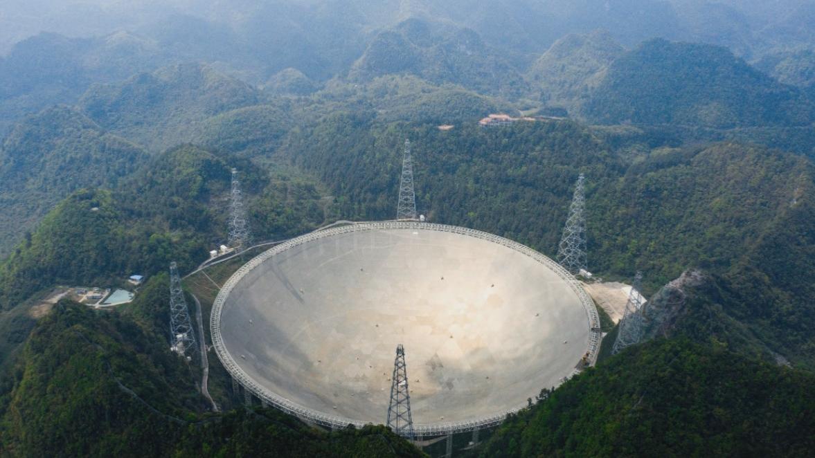 """日媒关注:中国开放""""天眼""""发出对外合作信号"""
