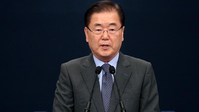 外媒关注韩国外长三年来将首访中国