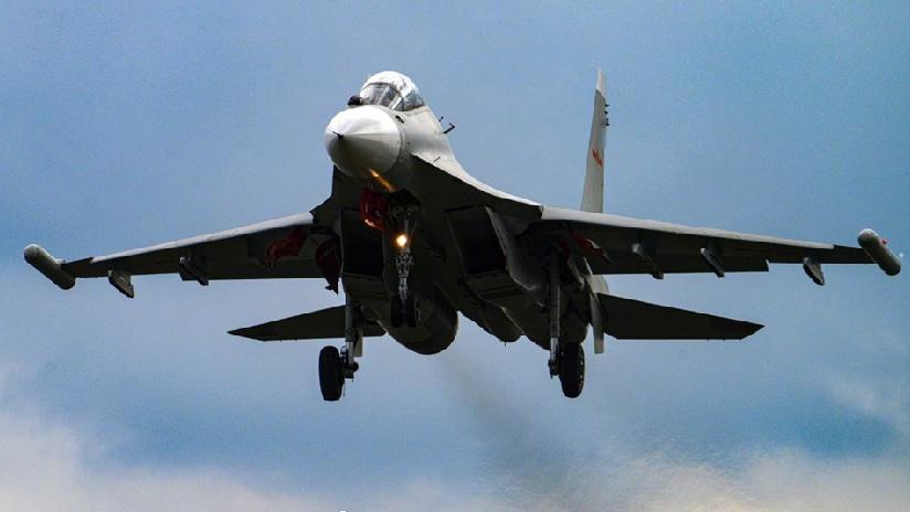 海鹰出击!看东部战区海航多机种实战训练