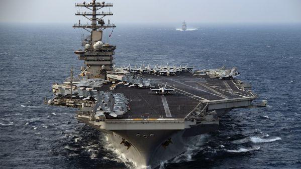 美媒认为:美海军11艘航母根本不够
