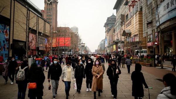 西媒观察中国经济规模加速逼近美国