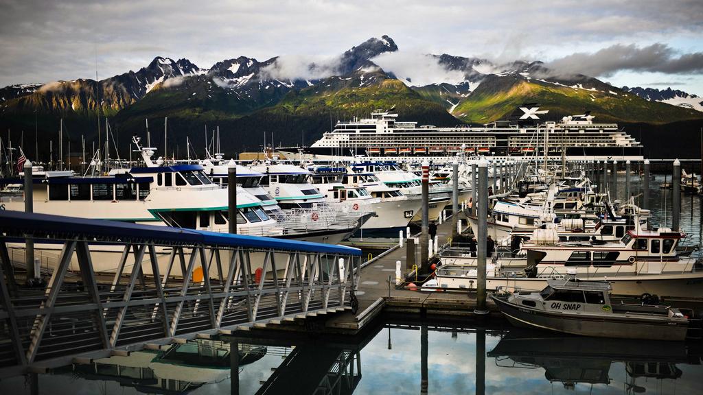 港媒:阿拉斯加期盼加强对华关系