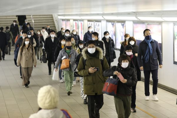 东京 口罩