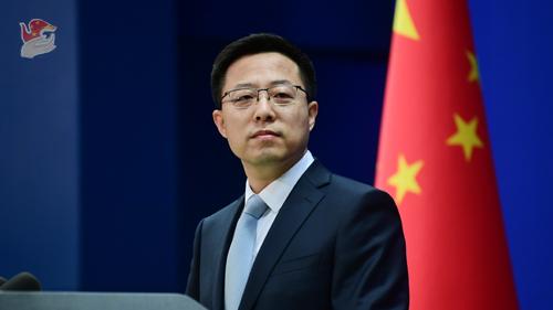 外交部发言人:中国谁的恐吓也不怕,谁的胁迫也没用