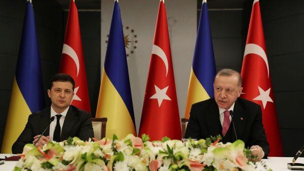 土耳其挺乌克兰加入北约 俄议员称若开战乌克兰将灭亡