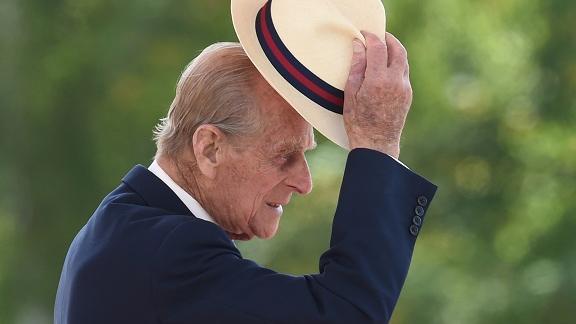 英媒:菲利普亲王葬礼方案公布
