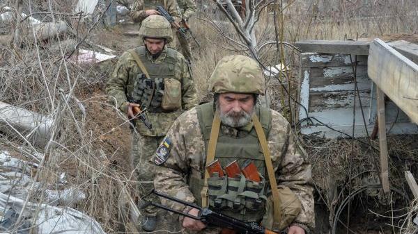美俄立场针锋相对 乌克兰东部山雨欲来