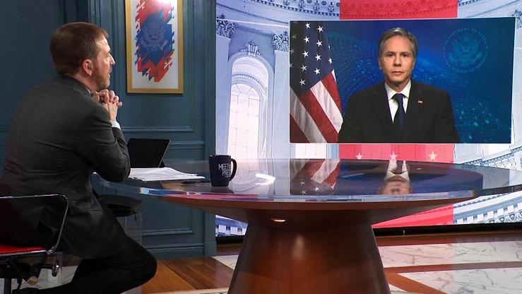 外媒:布林肯老调重弹污蔑中国