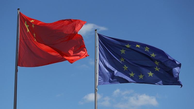 美知名政治学家:欧洲对华制裁只是自我安慰