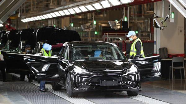 """法媒:欧洲车商接受""""中国制造""""潮流"""